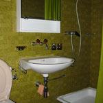 WC und Dusche OG