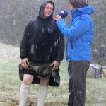 Alle reden vom Wetter… - Schottisch-Bayrische Highland Games, Schliersee