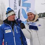 Wintersport! Mit Wolfgang Weißmüller vom Bayerischen Skiverband