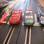 "Disney Pixar ""Cars"" Slot Race"