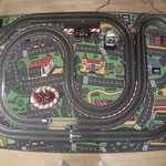"CarreraKids.de ""007-Racing-Track"", 200x130 cm, 10,60-m-Rennstrecke"