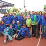 Helfer beim Kindermarathon
