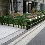 金閣寺垣(青竹) /中谷産業株式会社