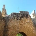 Alte Bauwerke in Carmona