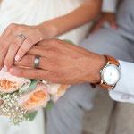 Holzschilder Shabby-Look Hochzeit Vintage