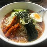 冷麺 840円(税別) ※2018年5月現在