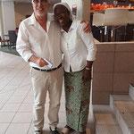Avec Monsieur Cerda directeur du Novotel Atria et membre du cercle Mozart.