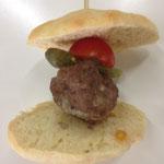 Hamburger herstellen
