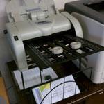 紙折り機導入しました