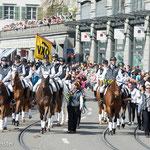 .Reiter des Verbands Ostschweizericher Kavallerie