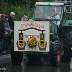 Holzerwagen, Trychlerverein Schindellegi