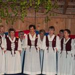 Jodelchörli am St Johann Altendorf