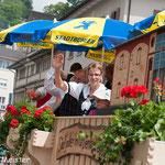 Stadtjodler im Fürstenland
