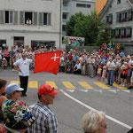 Alphorngruppe March und Umgebung