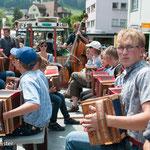 Schwyzerörgeli Grossformation Toggenburg / Appenzell