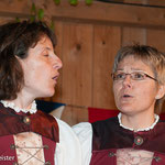 Duett Julia und Renate