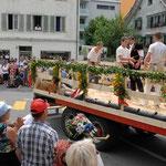 Jodlerklub Sängertreu, Siebnen