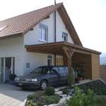 Neubau EFH in Aegerten