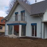 Neubau EFH in Leuzigen