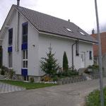 Neubau EFH in Studen