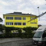 Umbau Bürogebäude in Lyss