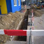 In Bau: Umbau Bahnhof Burgdorf