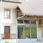 Umbau Mühle in Leuzigen