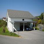 Neubau EFH in Orpund