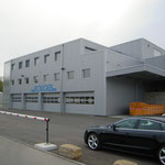 Neubau Insustriegebäude in Aarberg