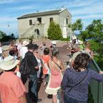 Ville di Pietrabugno a été expliqué aux touristes
