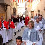 Les confrères de St Antoine et St Erasme
