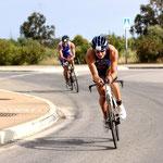 L'épreuve cycliste