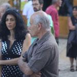 oni Casalonga avec Patrizia Bovi