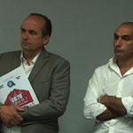 Pierre Guidoni et François Marchetti