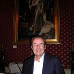 et Christain Mantei, directeur d'Atout France