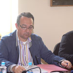 Gilles Brun président de la communauté de communes de Calvi - Balagne