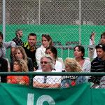 Le public séduit par De Bernardi