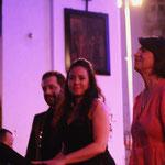 Domenico Menini, Sonya Yoncheva et Claire Gibaul