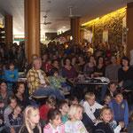 Le public a envahi le hall du VV La Balagne
