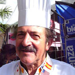 Mikaël Azouz, champion du monde des chocolatiers
