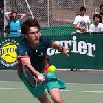 Un grand espoir du tennis Sebastien Medori