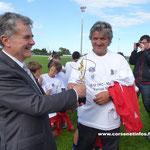 José Galletti le maire de Lucciana également