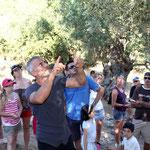 La taille de l'olivier expliquée par Jean-Michel Ner