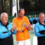 Thierry Ghione vainqueur en 45+