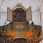 L'orgue de la Collégiale A Nunziata restauré