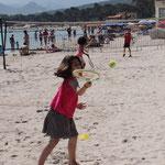 Le beach tennis