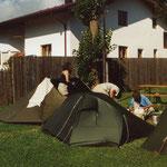 De camping in Imst