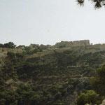 Alicante, kasteel St Barbara