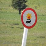 verboden vuur te stoke op je dak