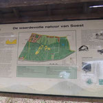 Kaart en info Soester Duinen
